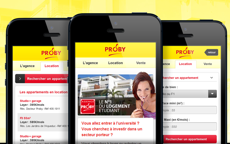 Proby Transaction