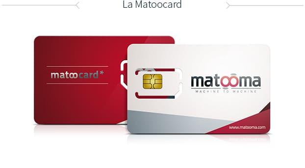 MatooCard (carte sim)