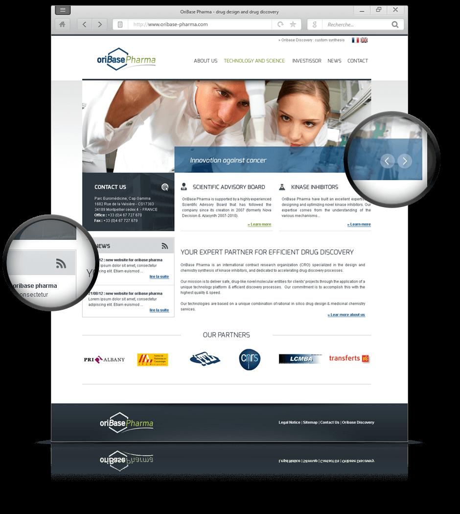 creation site internet
