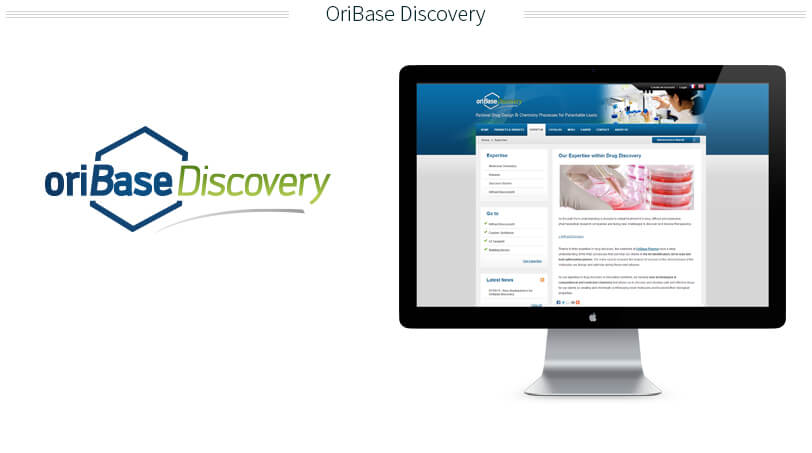 logo et site OriBase Discovery