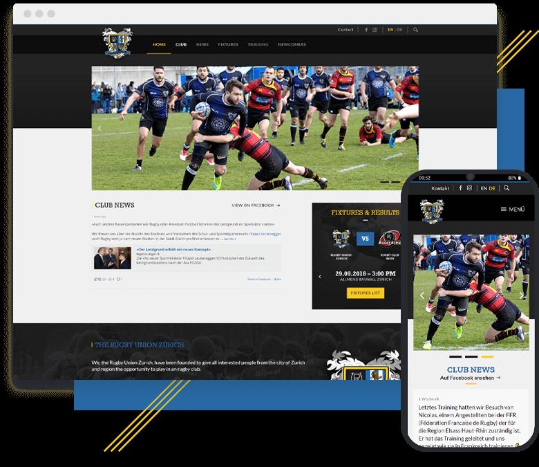 Rugby Union Zurich